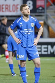 Vijf punten voorsprong, maar Vitesse reist onder hoogspanning af naar Limburg