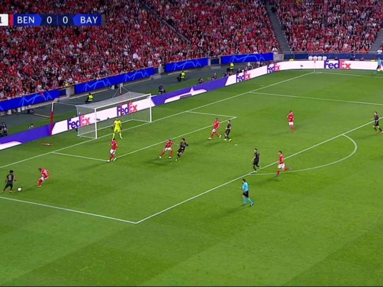 Samenvatting | Bayern neemt in slotfase afstand van Benfica