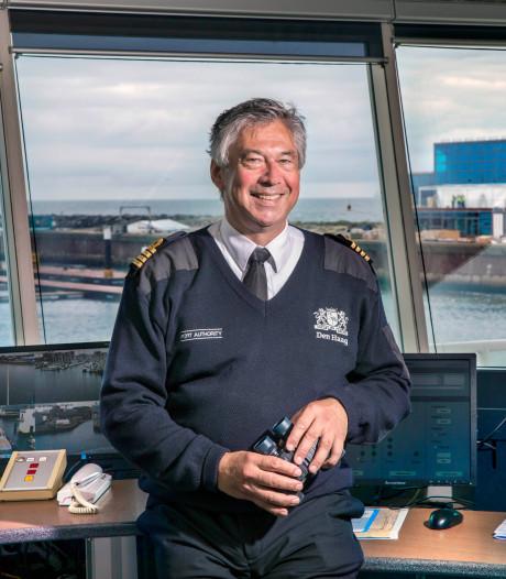 De baas van de haven is er klaar voor