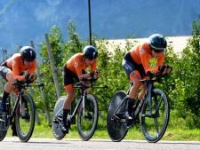 Wielerploeg pakt EK-brons op mixed relay, goud voor Italië