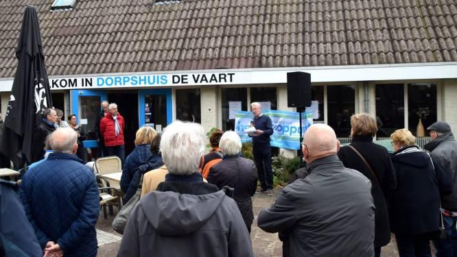 Protest tegen 'afbraak' van horeca in Linschoten: 'Het is alsof ze je je kindje afpakken'