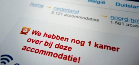 Belgen sliepen in 2016 meer dan 1 miljoen nachtjes in Brabant