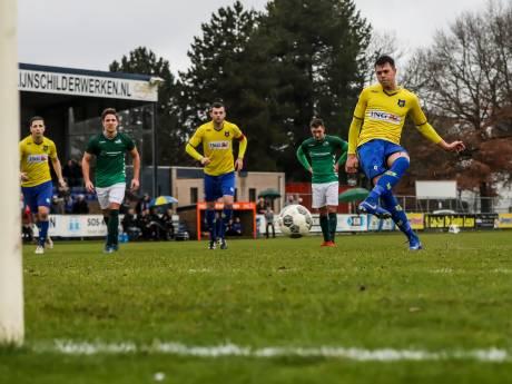 Overzicht   Erp wint van Volharding na knotsgekke slotfase, Dongen te sterk voor Jong Volendam