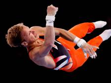 Epke Zonderland krijgt vanmiddag groot ontvangst op Olympic Festival