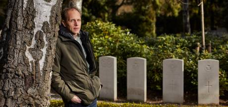Gesneuvelde geallieerden krijgen in Vorden een foto bij hun graf: 'En we beschrijven in een boek wie zij waren'