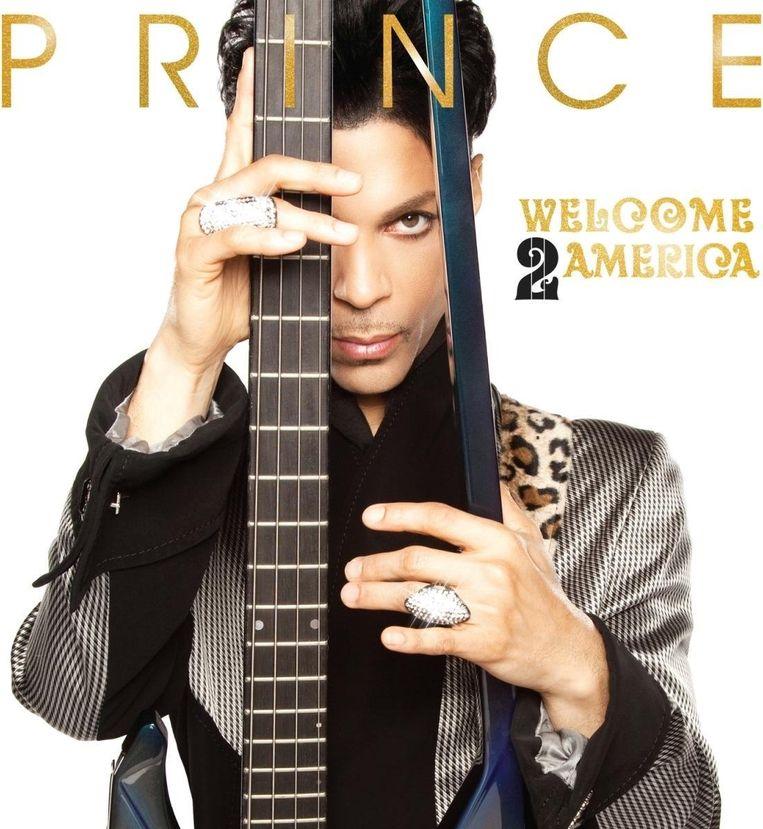 PRINCE Welcome 2 America Beeld RV
