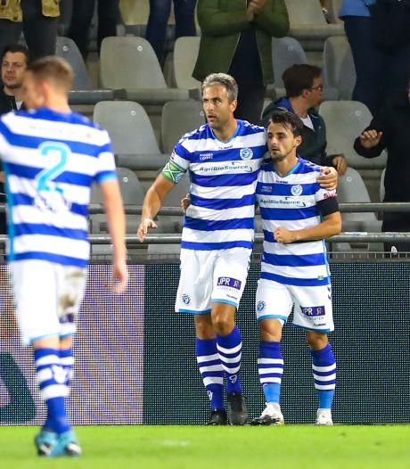 De Graafschap komt haperend op gang tegen FC Den Bosch: 'Nog genoeg te verbeteren'