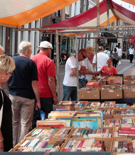 Toch weer zomermarkten in Brielse binnenstad