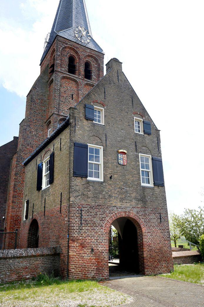 Het Rechthuis van Gellicum.
