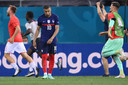 Topfavoriet Frankrijk sneuvelde na een misser van Kylian Mbappé in de strafschoppenserie.