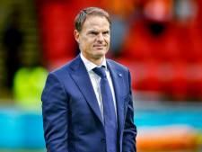 Frank de Boer blikt terug op mislukt EK met Oranje en is blij met Louis van Gaal als opvolger