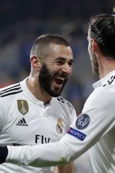 Real Madrid haalt uit bij Plzen