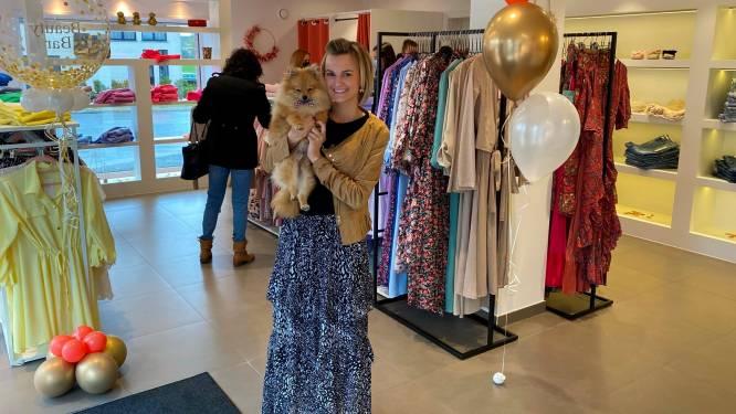 Schoonheidsspecialiste Charlotte (22) opent Beauty Bar Boetiek met betaalbare kledij