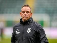 Vitesse neemt afscheid van keeperstrainer Rein Baart