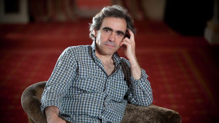 François Dupeyron in 2009. Beeld afp