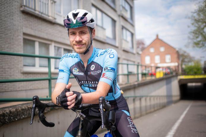 HEIST-OP-DEN-BERG Niels Verschaeren is paralympiër.