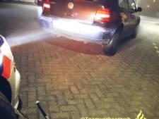 Man rijdt door Breda met ingevorderd rijbewijs