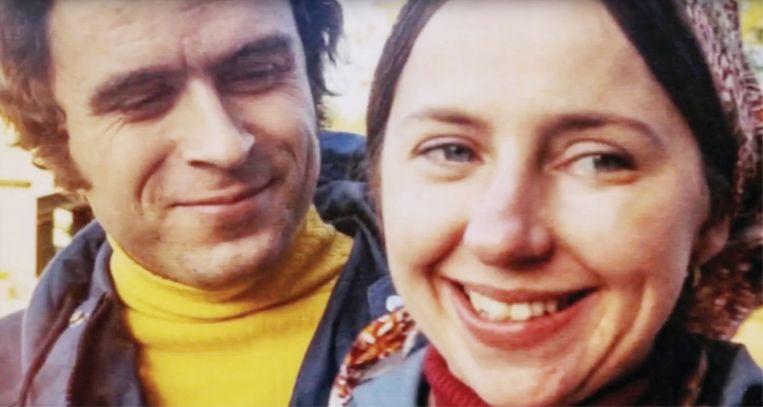 Elizabeth Kendall: 'Ik viel als een blok voor hem, en de liefdesbrieven die hij me vanuit de cel schreef, raken me nog altijd.' Beeld