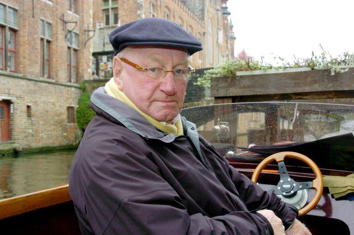 Bootjesman Maurice Michielsens is overleden