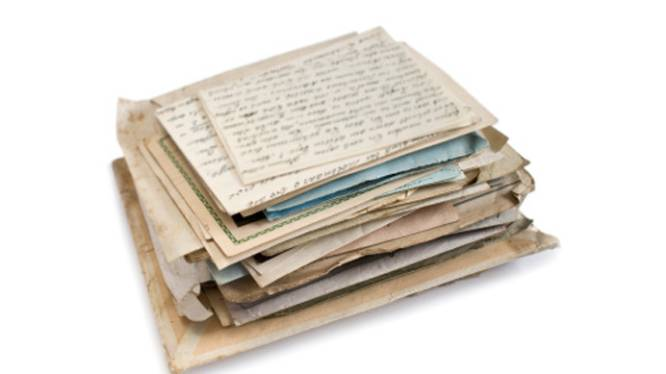 Gecodeerde 'oorlogsbrieven' na zeventig jaar vertaald