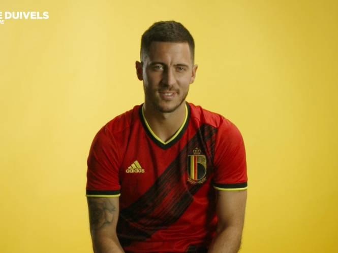 """DUIVELSE DILEMMA'S. Heel wat jokers voor Eden Hazard, maar: """"Finale tegen Spanje of Frankrijk? Doe maar die laatste, om wraak te nemen"""""""