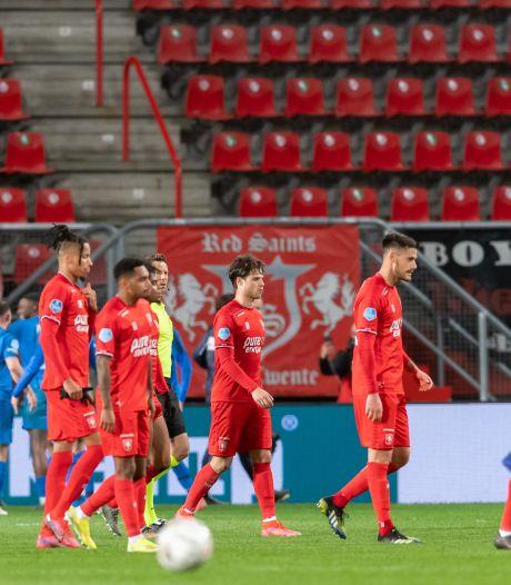 De cijfers zijn genadeloos voor FC Twente