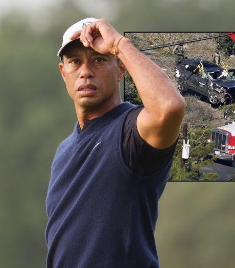 Tiger Woods geopereerd en niet in levensgevaar na autocrash in Californië
