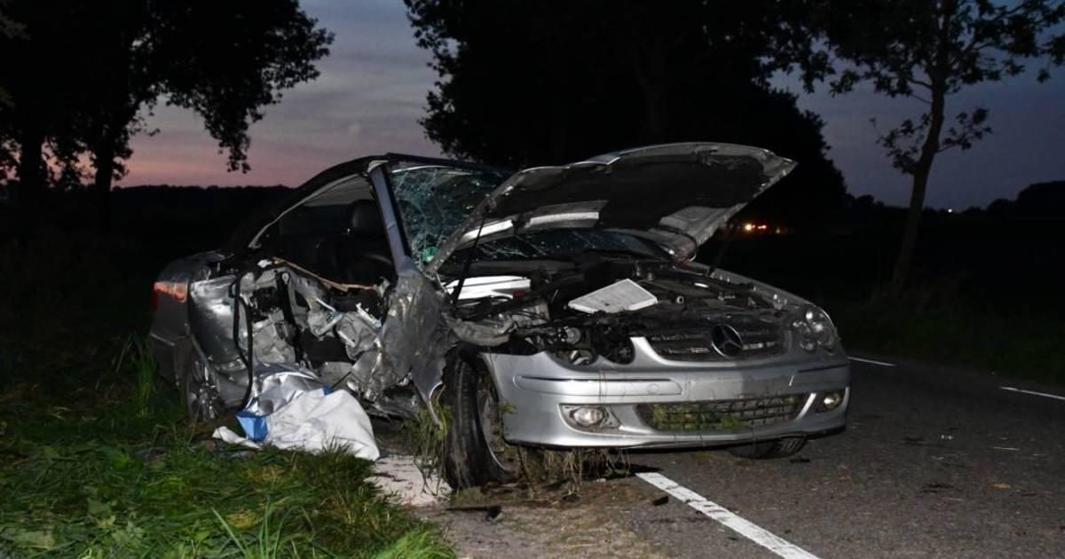 Zwaargewonde bij eenzijdig ongeval in Eede.