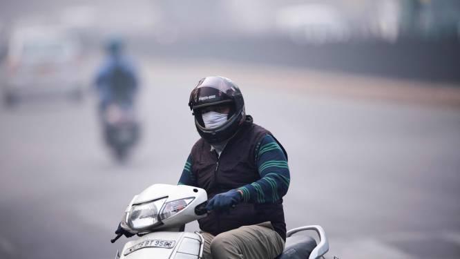 Mexico-Stad neemt maatregelen tegen zware luchtvervuiling