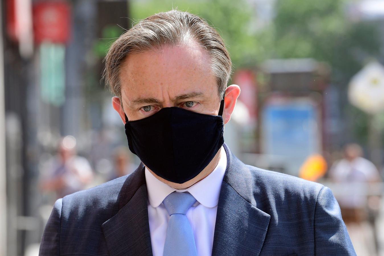 Antwerps burgemeester Bart De Wever.