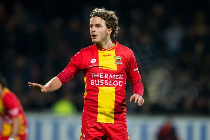 Het contract van Thijs Dekker bij Go Ahead Eagles is per direct ontbonden.
