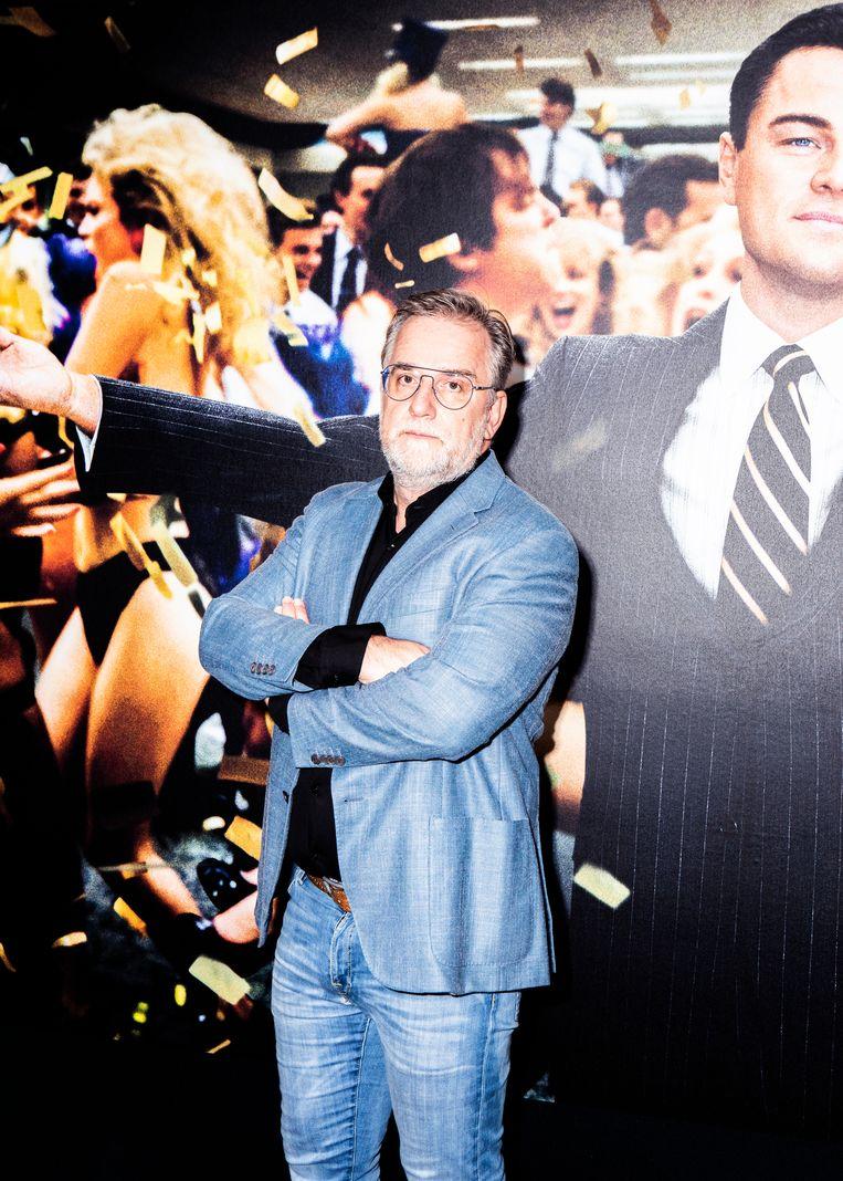 Willem Pruijssers, CEO van Dutch Filmworks. Beeld Hilde Harshagen