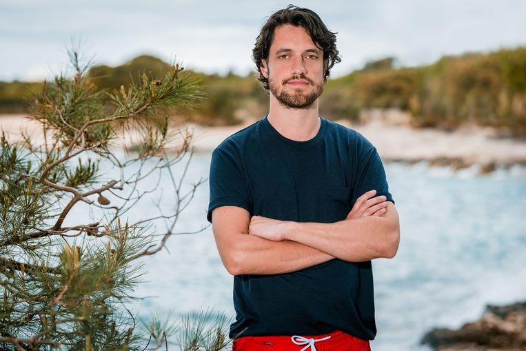 Jasper in Expeditie Robinson Beeld RTL   Tom Cornelissen