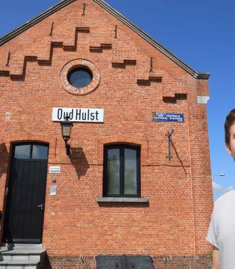 Thomas d'Hooghe laat de mooie plekjes van Hulst zien