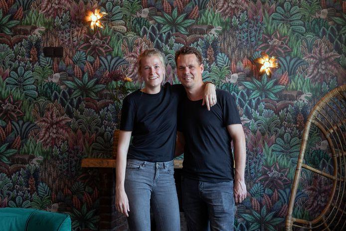 Loes de Kort en Mark Nijhuis van Hotel Credible.