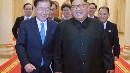 Noord- en Zuid-Koreaanse leiders ontmoeten elkaar van 18 tot 20 september