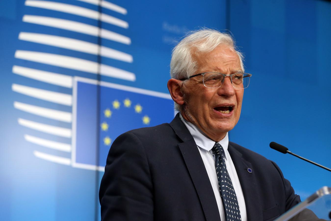 Hoge vertegenwoordiger Josep Borrell