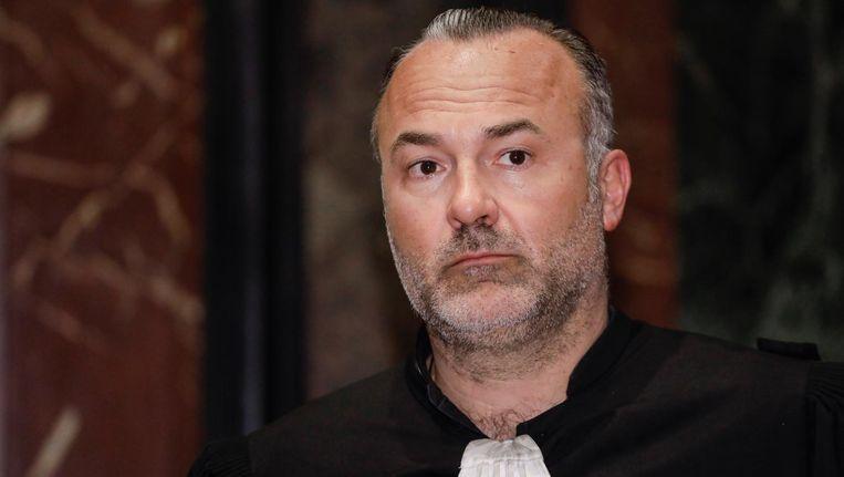 De Brusselse topadvocaat Olivier Martins (46). Beeld belga