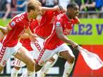 Eerste training FC Utrecht in aanloop naar Europa League-treffen