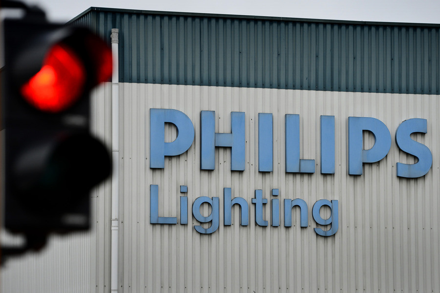 Vakbonden Philips Turnhout wrevelig over aanpak directie | Foto | hln.be