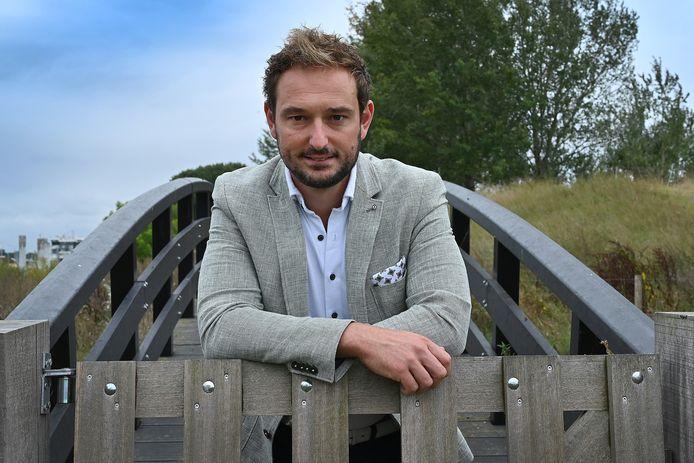 Teun Jacobs is technisch manager bij Almere City.