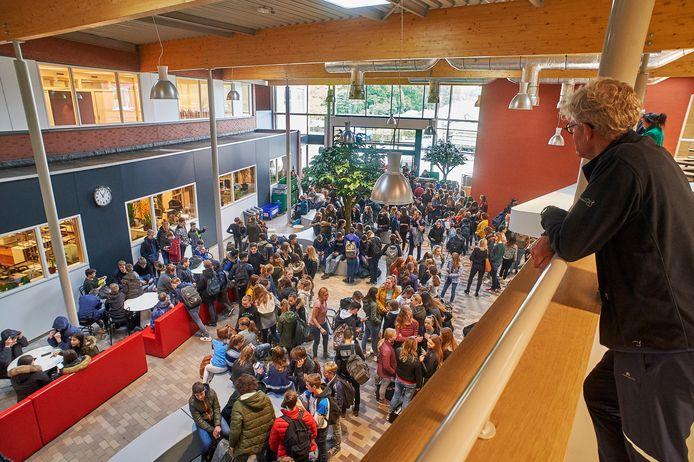 Nieuwe gebouw Udens College Schepenhoek in gebruik genomen. Fotograaf: Van Assendelft/Jeroen Appels