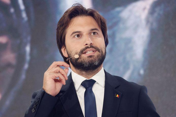 Le président du MR Georges-Louis Bouchez