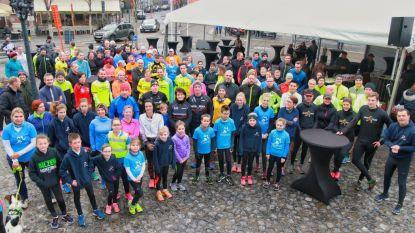 Bilzen Run met 150 lopers op de Nieuwjaarsjogging