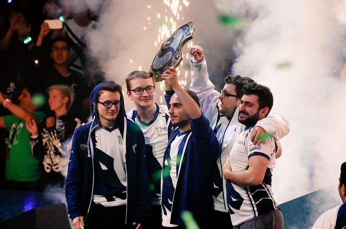Team Liquid wint The International 2017 in Seattle.
