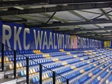 RKC Waalwijk sluit poorten voor publiek
