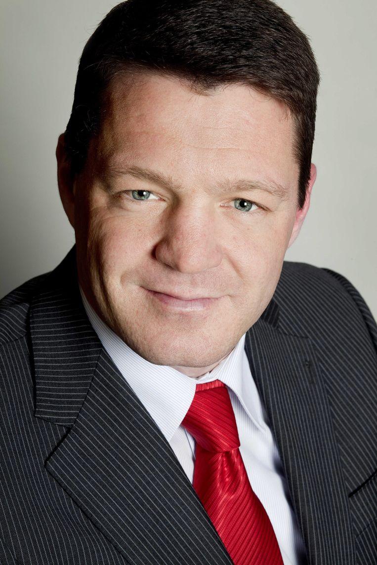 KLM-topman Pieter Elbers. Beeld epa