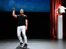 Gevecht tegen woede met humor als enige winnaar bij voorstelling Jochen Otten
