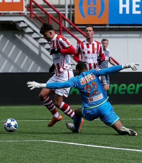 TOP Oss houdt koelbloedig stand tegenover aanvallend Volendam en boekt knappe zege
