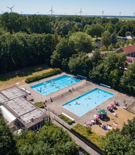 Biddinghuizen wil beheer over zwembad De Alk